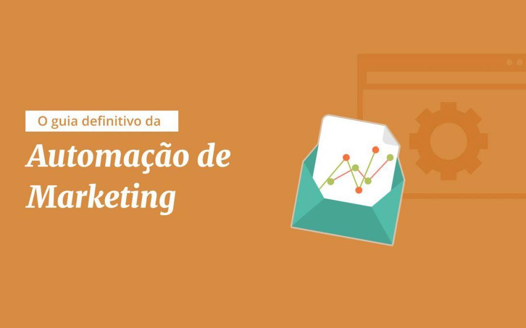 E-book Automação de Marketing