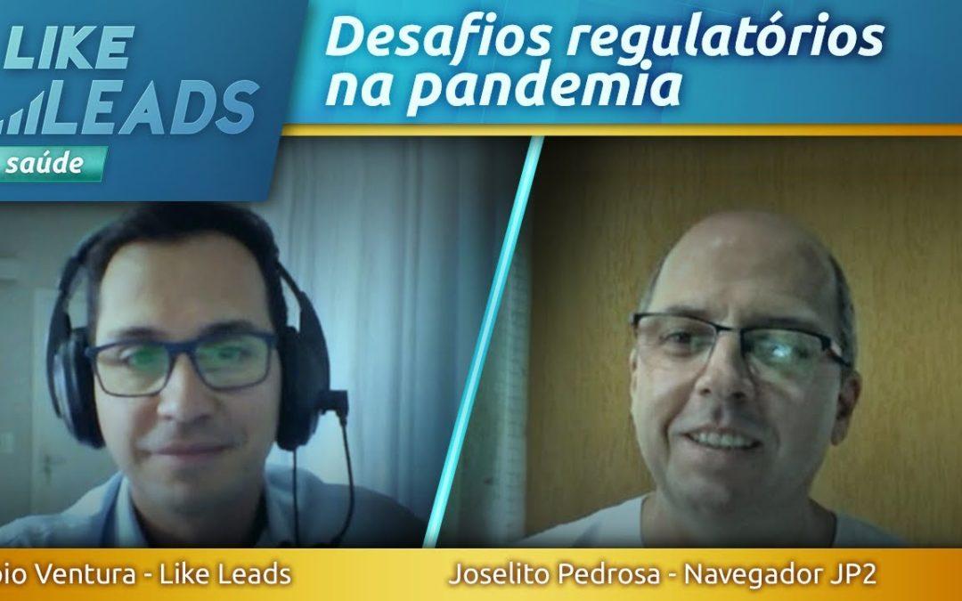 Saúde Talks #1: Como a pandemia afeta o sistema de regulação