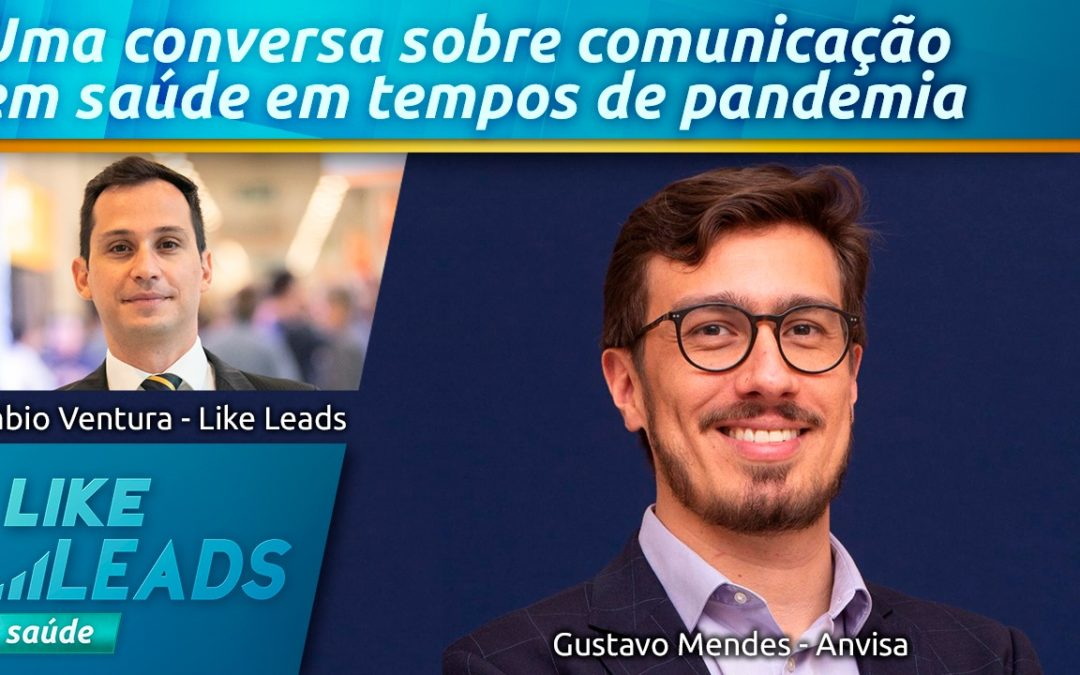 Saúde Talks #2 [Entrevista Gustavo Mendes – Anvisa]