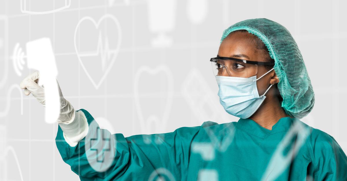 Transformação digital na área da saúde
